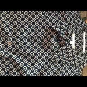 Never worn! Fabulous Perry Ellis men's shirt.